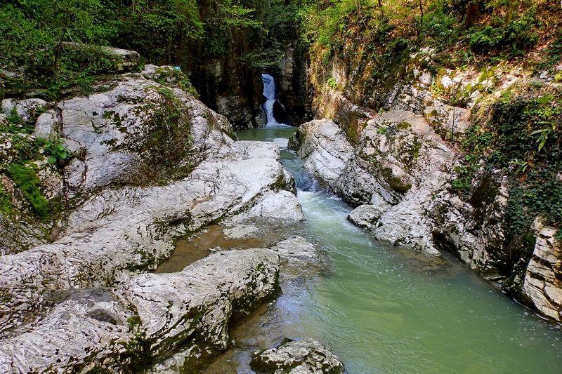 Водопад Чертова купель