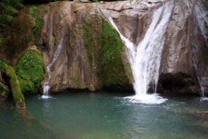 33 водопада в Адлере